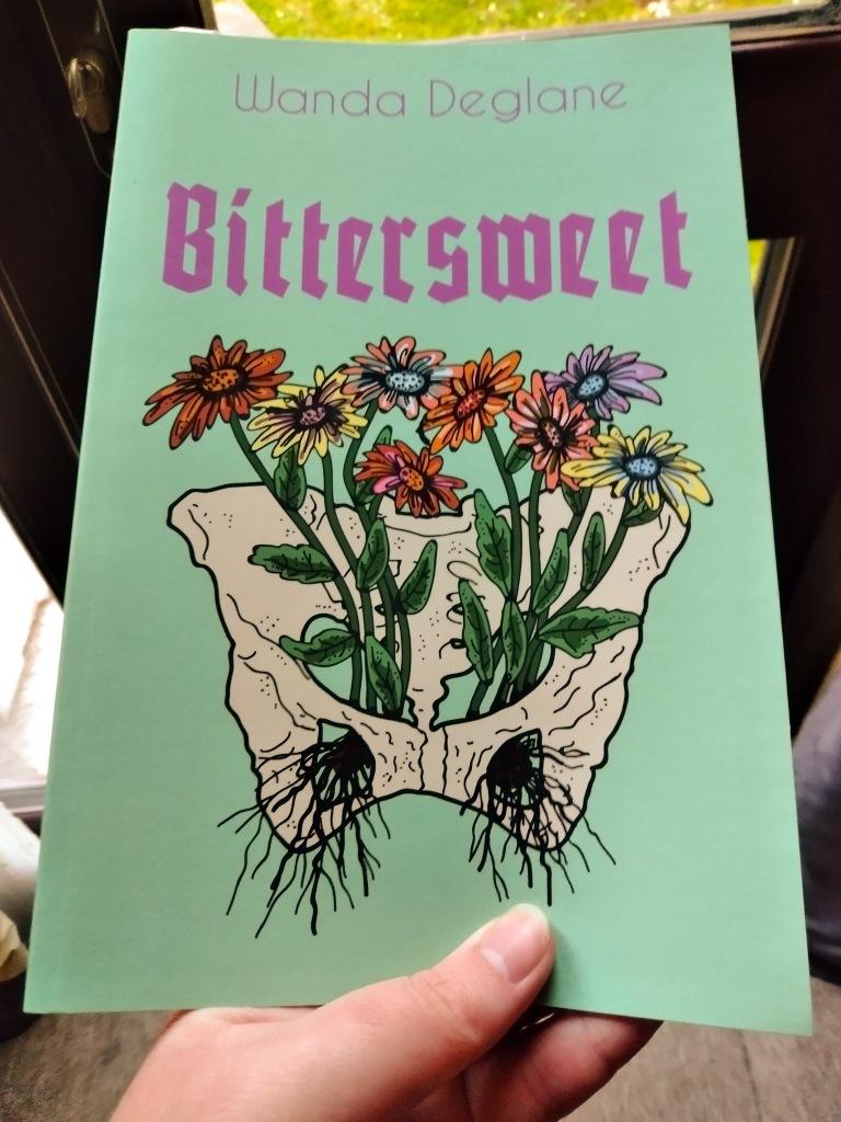 book cover image Bittersweet by Wanda Deglane